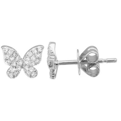 Butterfly Birthstore Earrings